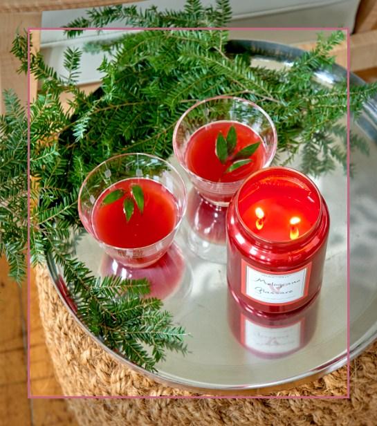 Ароматические свечи Aromacandles