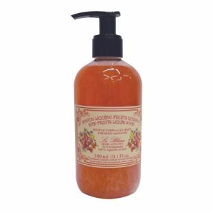 Жидкое мыло Красные ягоды, 300мл, 0257