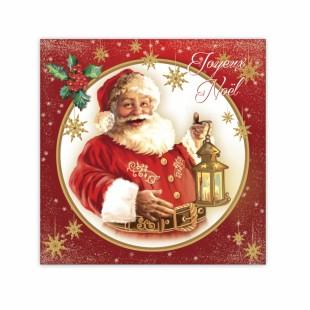 Caше парфюмированное С Рождеством Христовым (Апельсин-корица)